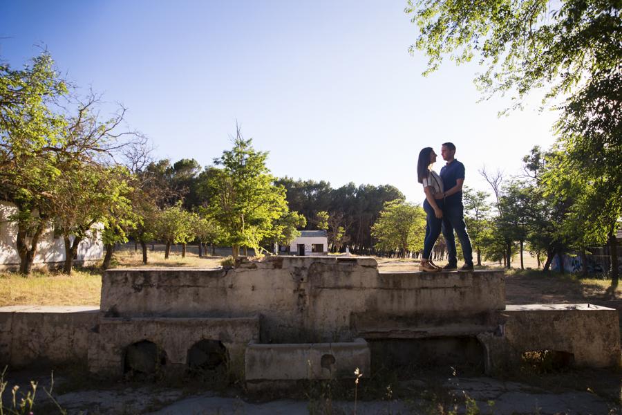 Preboda en Granada: Carmen & Luismi